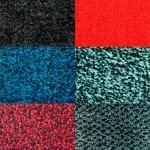 Fargekart nylonmatter