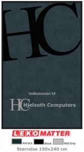 Logomatte computers-foto