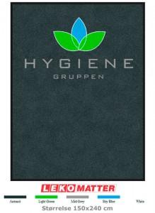 Hygiene logomatte-foto