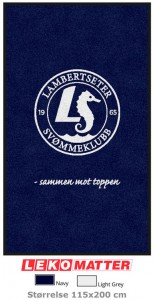 Logomatte Lambertseter-foto