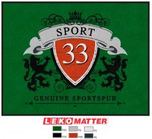 Sport33logomatte