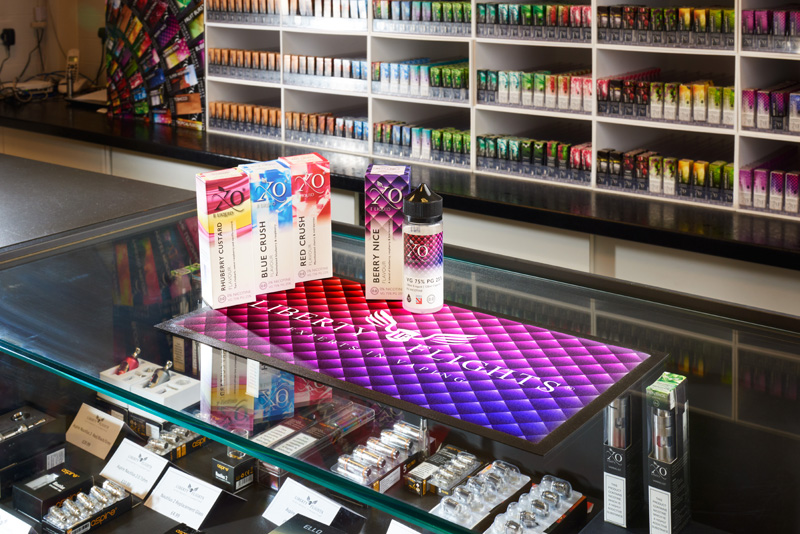 Reklamamtte-displaymatte-foto