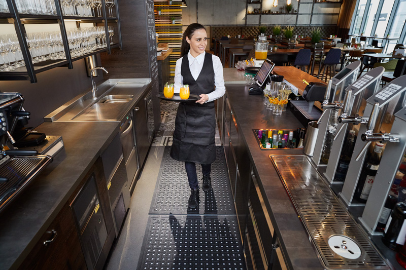 Arbeidsplassmatte-bar-restaurant-foto
