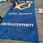Stabæk logomatte- leko-foto