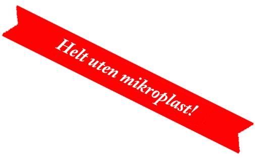 Banner-uten-mikroplast