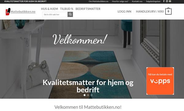 Mattebutikken.no - nettbutikk for matter