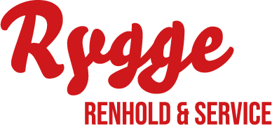 Rygge renhold-logo