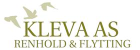 Kleva renhold-logo