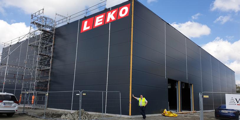 Leko Matter Langhus